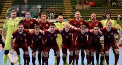 Сборная России впервые в истории вышла в финал Чемпионата мира по мини-футболу