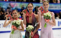 RSUPESY&T student won the «gold» at VI stage of Grand Prix of Figure Skating