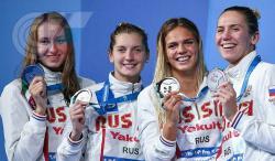 Представители РГУФКСМиТ завоевали 11 медалей на чемпионате мира по водным видам спорта