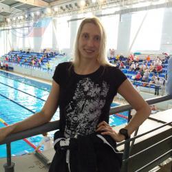 Преподаватель РГУФКСМиТ установила рекорд и завоевала четыре медали на чемпионате Польши по плаванию
