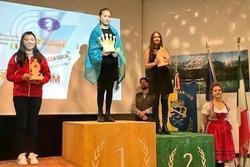 Спортивные итоги недели РГУФКСМиТ: вице-чемпионка мира по шахматам и золотые медали самбистов и фехтовальщиков