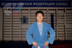 Аспирант РГУФКСМиТ Гэ Сяолонг: Я буду одним из первых самбистов в Китае