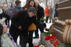 В РГУФКСМиТ открыли бюст родоначальника советского дзюдо и самбо Василия Ощепкова