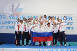 Под руководством специалистов РГУФКСМиТ борцы завоевали 12 медалей на Сурдлимпиаде в Турции