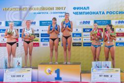 Волейболистка из РГУФКСМиТ Юлия Абалакина: У нас были достойные соперницы, но я уверена, что они нам по зубам