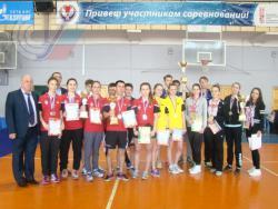 Первокурсник РГУФКСМиТ Максим Чаплыгин стал чемпионом России по настольному теннису среди студентов