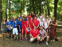 Пятиборцы из РГУФКСМиТ выиграли половину медалей Спартакиады учащихся России