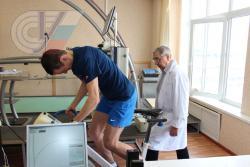 Специалисты НИИ спорта РГУФКСМиТ провели обследование сборной России по легкой атлетике
