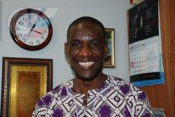Магистр РГУФКСМиТ, спортивный психолог Маман-Башир Иди из Нигера: Для спортсменов религия – это способ справиться со стрессом