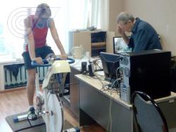 26 легкоатлетов сборной России прошли комплексное обследование в НИИ спорта и спортивной медицины РГУФКСМиТ