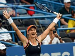 Олимпийская чемпионка Рио-2016 и выпускница РГУФКСМиТ Екатерина Макарова победила в парном разряде на турнире WTA в Торонто