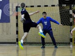 В седьмой раз мужская команда РГУФКСМиТ по гандболу становится абсолютным чемпионом