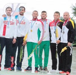 Спортсмены из РГУФКСМиТ завоевали три медали на чемпионате Европы по гребле на байдарках и каноэ