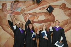 18 аспирантам РГУФКСМиТ впервые выданы дипломы и присвоена квалификация «Исследователь. Преподаватель-исследователь»