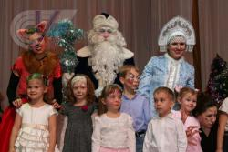 Ded Moroz, Nutcracker and Baba Yaga will congratulate staff's children and teachers of RSUPESY&T on the New Year
