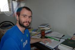 Магистрант РГУФКСМиТ из Бразилии Тиаражу Орси: Я приехал сюда за знаниями, а не за дипломом российского университета