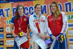 Чемпионат России принес пловцам РГУФКСМиТ 15 медалей и национальные рекорды