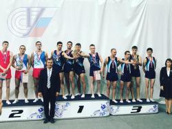 Гимнасты РГУФКСМиТ покорили пьедесталы почета на всероссийских стартах от Москвы до Калиниграда