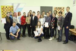 Спортсмены РГУФКСМиТ завоевали большинство медалей в товарищеских играх по адаптивным шашкам