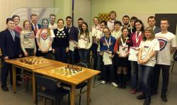 Параспортсмены РГУФКСМиТ выиграли открытый чемпионат по шахматам  с перевесом в четыре награды