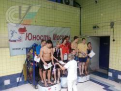 Победителями открытого чемпионата РГУФКСМиТ по плаванию стали первокурсники