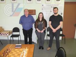 Студентка РГУФКСМиТ обыграла преподавателей на блиц-турнире по шахматам