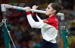 Олимпийская чемпионка и выпускница РГУФКСМиТ Алия Мустафина возвращается в большой спорт