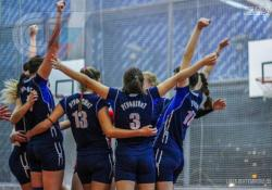 Волейболистки РГУФКСМиТ возглавили турнирную таблицу