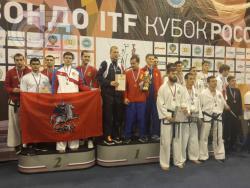 Студенты РГУФКСМиТ взяли серебро Кубка России по тхэквондо-ITF