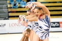 Гимнастки РГУФКСМиТ одержали победу в XXVIII Московских студенческих спортивных играх