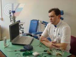 Врач спортивной медицины, невролог поликлиники РГУФКСМиТ Виктор Косс в интервью телеканала «НТВ»