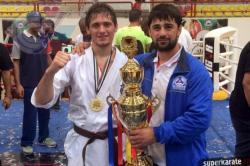 Магомедов Омар - чемпион мира по по Шидокан каратэ Синго Йокояму