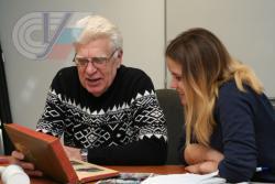Профессор РГУФКСМиТ Виктор Соломатин: В институте у меня было прозвище Носорог