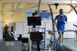 В НИИ спорта ГЦОЛИФК проведено этапное комплексное обследование спортсменов, членов сборной команды России по бадминтону