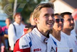 Студент Иван Ельчик достойно выступил на чемпионате России по картингу и Кубке России Rotax
