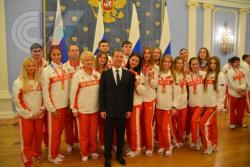 Сборная команда России по тхэквондо достойно выступили на Универсиаде