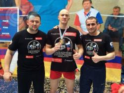 Студент РГУФКСМиТ Алексей Иванов – трёхкратный чемпион России по боевому самбо