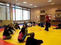 В ГЦОЛИФК состоялся мастер-класс «Теория и методика построения базовых асан в Йоге. Интеграция йоги в систему подготовки спортсмена-единоборца»
