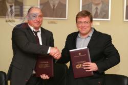 РГУФКСМиТ и Федерация шашек России подписали договор о сотрудничестве
