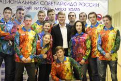 РГУФКСМиТ получил благодарность за фестиваль с участием Стивена Сигала