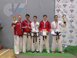 Russian Taekwondo (ITF) championship in Sochi