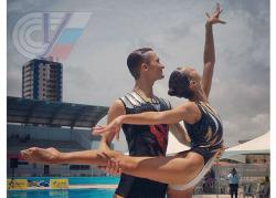 Студент РГУФКСМиТ Александр Мальцев выиграл международный турнир по синхронному плаванию