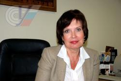 Директор библиотеки РГУФКСМиТ Татьяна Медзяновская: У нас есть такие книги, которые в руках держать страшно, перчатки надо надевать