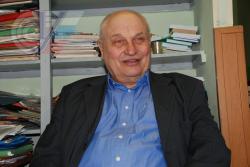 Профессор РГУФКСМиТ Сергей Полиевский: Раннее детство прошло в оккупации.  Помню, как меня нянчил немец по имени Ганс