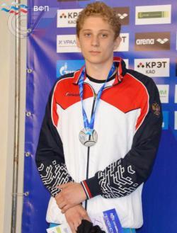 Студент РГУФКСМиТ завоевал два первых места в соревнованиях XXIX Московских Студенческих Спортивных Игр