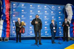 Ежегодную премию «Торнадо» получили мастера айкидо в Москве