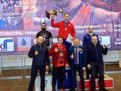 Студент РГУФКСМиТ Кирилл Антонов стал чемпионом России по кикбоксингу и поедет на чемпионат мира в Бразилии (видео финального боя)