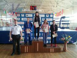 Студентка РГУФКСМиТ стала победителем первенства России по универсальному бою