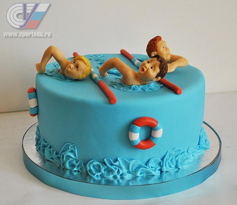 Поздравления с днем рождения пловцу